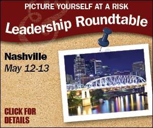 Advertisement for Callahan & Associates' risk roundtable