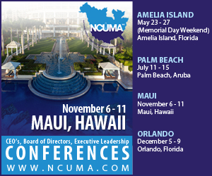 November 6-11 NACUMA conference in Maui, Hawaii