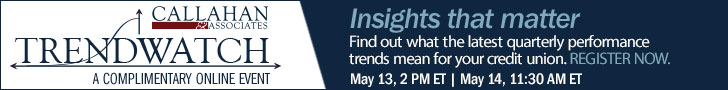 Callahan & Associates' Trendwatch webinar on May 13 and 14