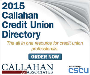 2015 Callahan Credit Union Directory advertisement