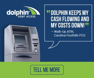 Advertisement for Dolphin Debit