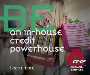 "CO-OP advertisement: ""Be an in-house powerhouse"""