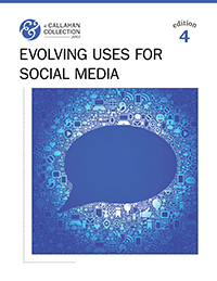 Evolving Uses For Social Media