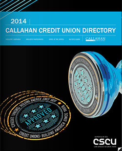 2014 Callahan Credit Union Directory