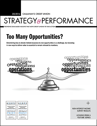 Strategy & Performance 2Q 2016 Cover