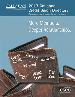 2017 Callahan Credit Union Directory