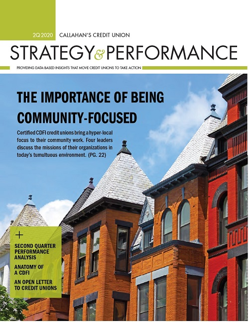 Strategy & Performance 2Q 2020 Cover