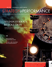 Strategy & Performance 3Q 2014 Cover