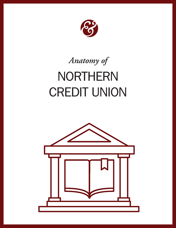 ANATOMY OF A CREDIT UNION