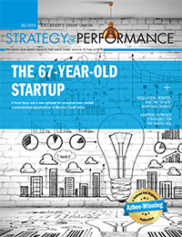 Strategy & Performance 2Q 2015 Cover