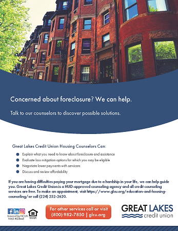 Foreclosure Counseling
