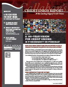Callahan Report March 2012