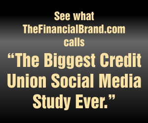 The Biggest Credit Union Social Media Study Ever