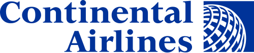 Continental Airlines Old Logo