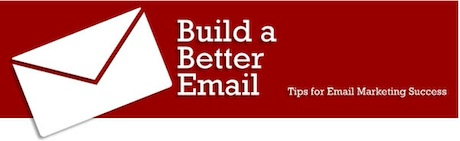 Build a Better Email button
