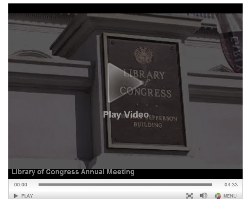 Library of Congress Annual Meeting
