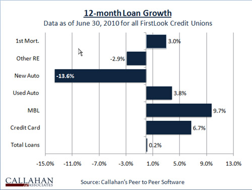 FirstLook 12 Month Loan Growth