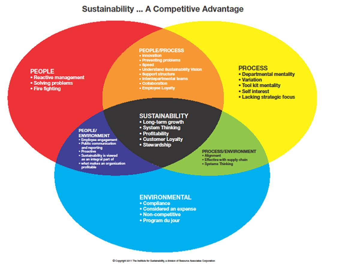 Sustainability - A Competitive Advantage Model | Credit Unions